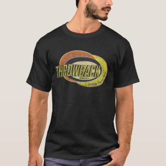 ThrowBack High Performance Washed T-Shirt