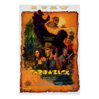 """Throwback"" One-Sheet Movie Poster"