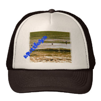 """Throwback"" Surfers Trucker Hat"
