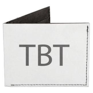 Throwback Thursday.ai Billfold Wallet