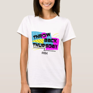 Throwback Thursday T-Shirt