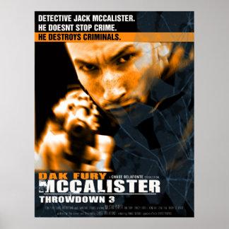 Throwdown 3: McCalister Poster
