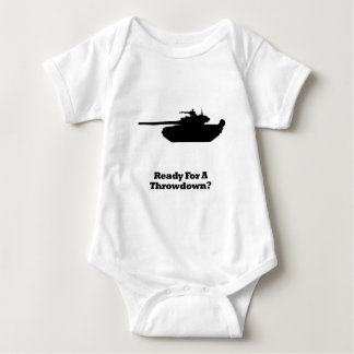 Throwdown del tanque camisas