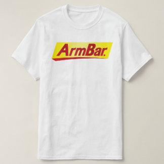 Throwin' Bombs.com:  Armbar T-Shirt