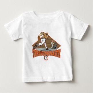 Throwing Nasty Baseball T-shirts