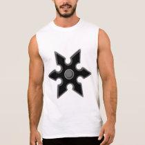 THROWING STAR, Martial arts Men's T-shirts