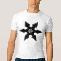 THROWING STAR, Martial Arts T-shirts