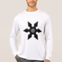 THROWING STAR, Martial Arts T-shirts