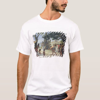 Throwing the Discus, 1875 T-Shirt
