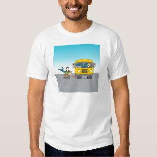 Thrown Under Bus T Shirt