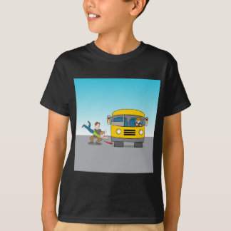 Thrown Under Bus T-Shirt