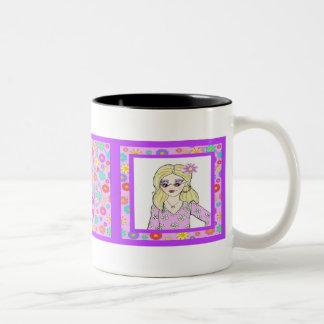 Thru Rose Colored Glasses Mug