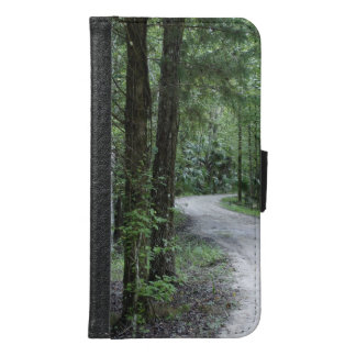 Thru the Florida Woods Wallet Phone Case For Samsung Galaxy S6