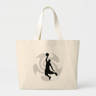 THRU THE LANE LARGE TOTE BAG