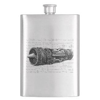 Thrust matters! flask