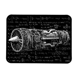 Thrust matters! magnet