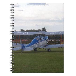 Thruxton Jackaroo Notebook