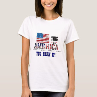 Ths is America.png T-Shirt