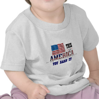 Ths is America.png Tee Shirts