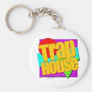 THSquareLogo-5000.png Basic Round Button Keychain