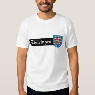 Thueringen. Deutschland Shirts