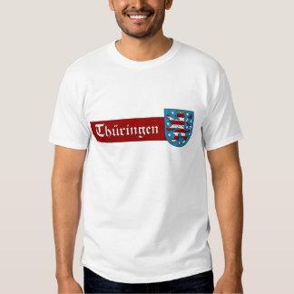 Thueringen. Deutschland T-shirts