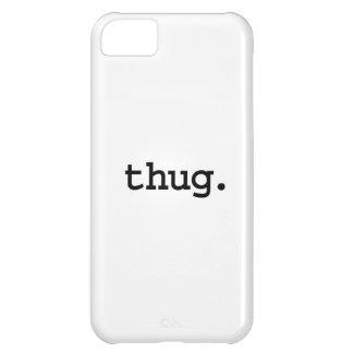 thug. iPhone 5C cover