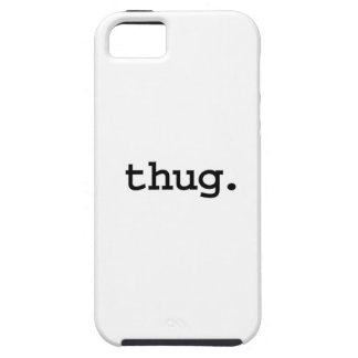 thug. iPhone 5 cases