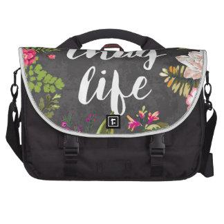Thug life computer bag