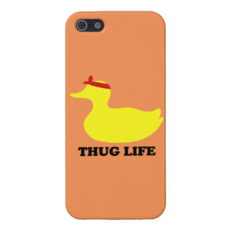 Thug Life Cover For iPhone SE/5/5s