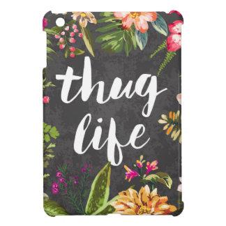 Thug life iPad mini cover