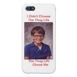 Thug Life iPhone Case