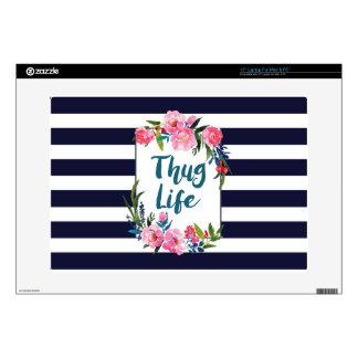 Thug Life Laptop Skin