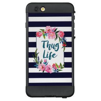 Thug Life Lifeproof Nuud Case Apple iPhone 6s