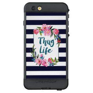 Thug Life Lifeproof Nuud Case Apple iPhone 6s Plus