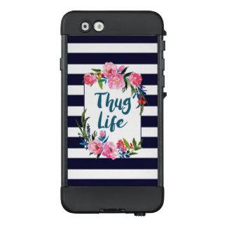 Thug Life Lifeproof Nuud Case for Apple iPhone 6