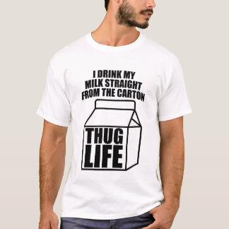 Thug Life Milk Carton T-Shirt