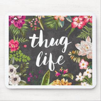 Thug life mouse pad