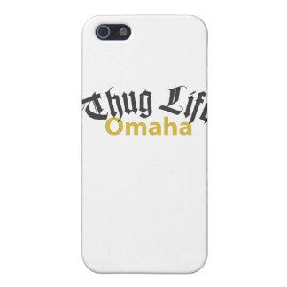 Thug Life Omaha iPhone 5 Covers