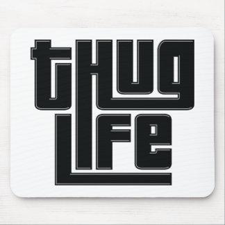 Thug Life T-shirt Mouse Pad