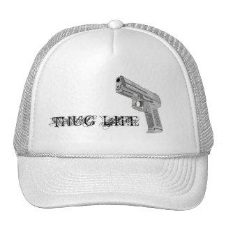 THUG LIFE TRUCKER HAT