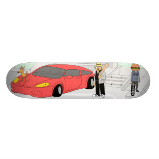 Thug Park Design Barker Skateboards