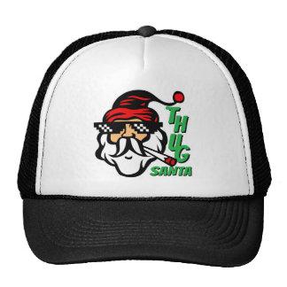 Thug Santa Life Trucker Hat