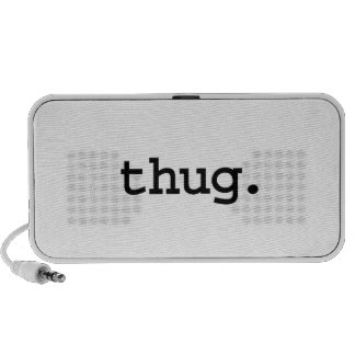 thug. laptop speakers