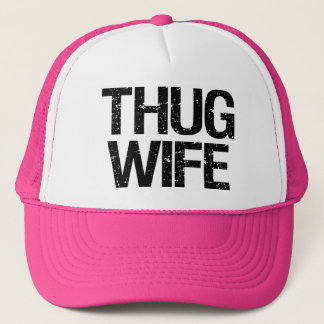 Thug Wife Funny Hat