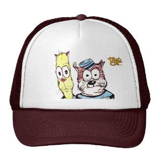 ThugCat Trucker Cap Trucker Hat