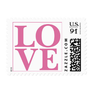 Thulian Pink Bridal Perfect Love Big Postage