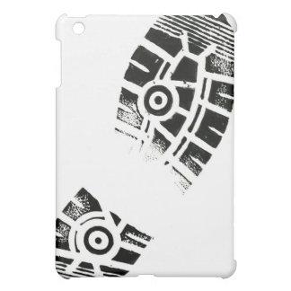 Thumb Prints Foot Art Shoe Sole iPad Mini Covers