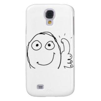 Thumb up Comic Meme. Samsung Galaxy S4 Cases