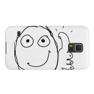 Thumb up Comic Meme. Galaxy S5 Cases